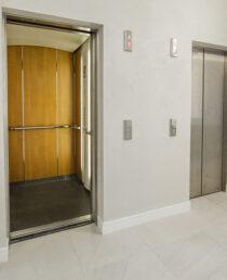 modern elevator ikonic Jupiter passenger lift