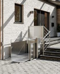 hiro 440 large wheelchair lift