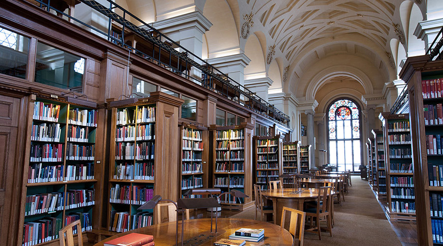 listed building library