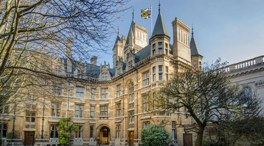 Gonville & Caius listed building