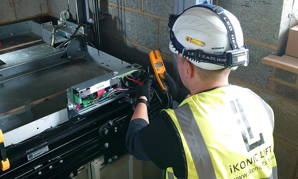 lift installation engineer